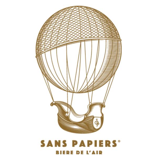 Sans Papiers Logo
